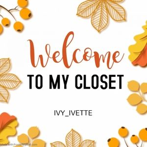 🍁Welcome to My Closet🍁